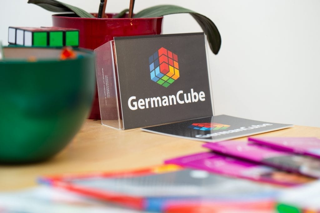 Germancube Logo